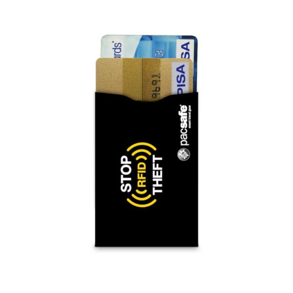 Image of   PACSAFE RFIDsleeve 25 2pak