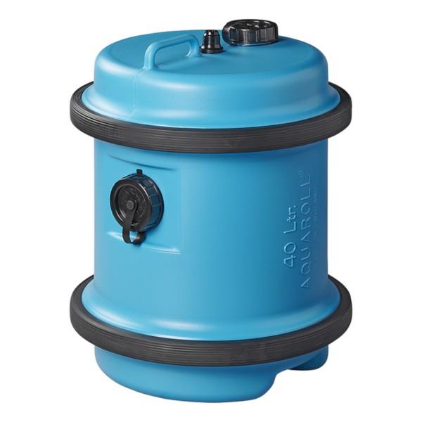 Image of   Aquaroll Friskvandstank 40 liter Blå