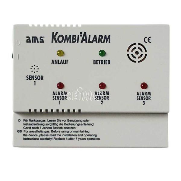 Image of   AMS Kombialarm 12 V