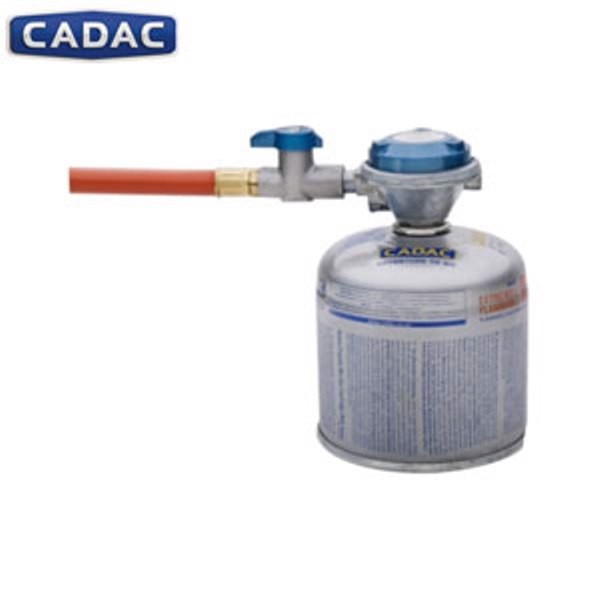 CADAC Regulator til Safari LP, Gasflaske