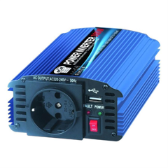 REIMO Carbest Inverter 12/230 Volt 600 Watt.