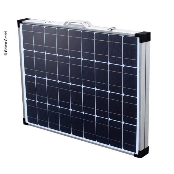 Image of   CARBEST Solcellekuffert 60 Watt med indbygget laderegulator