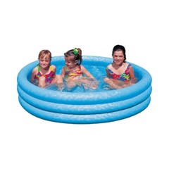 INTEX Pool 481 liter, Crystal Blue, stor model