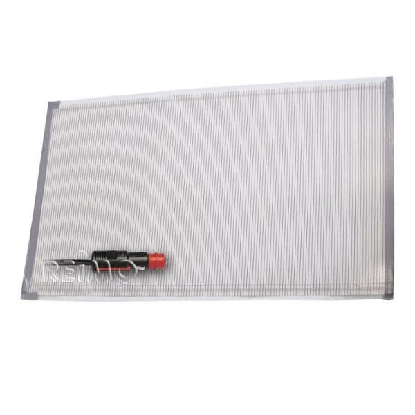 PRO CAR Gulvvarme 12 Volt - PRO CAR Gulvvarme 12 Volt Dette gulvvarmetæppe er mindre end 1 mm. tykt og yderst fleksibelt. Underlaget er velegnet til opvarmning, af fliser, spejle, tæpper, laminat og næsten alle gulvbelægninger. Glasfiberdugen består af termisk ledende carbonfibre, s