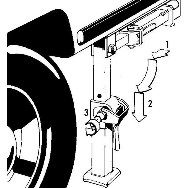Image of   Quick Lift LINNEPE Universal