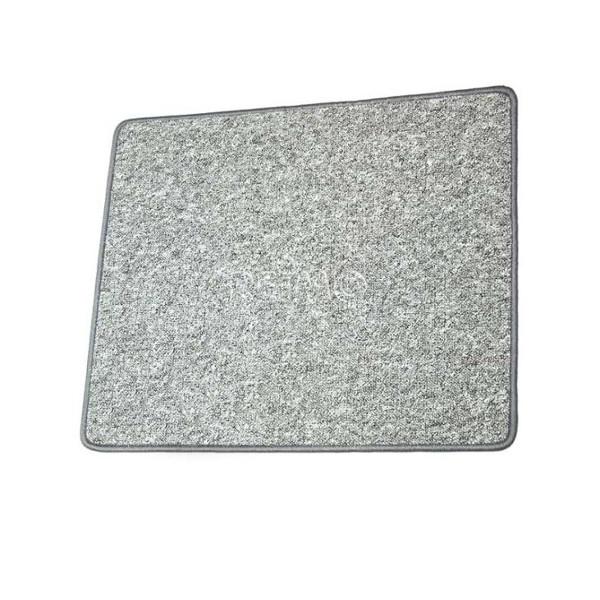 REIMO Gulvvarmetæppe 230 Volt Sølv - REIMO Gulvvarmetæppe 230 Volt Sølv Dette gulvvarmetæppe har mange anvendelsesmuligheder: F.eks som tæppeunderlag på arbejdspladsen eller som varmetæppe i campingvognen eller i autocamperen. Tæppet er af høj kvalitet og består af et varmelegeme indlagt ime