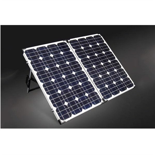 Image of   100W (300Wh) solcellekuffert med lader