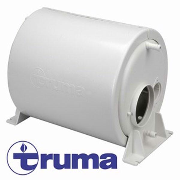 TRUMA Hylster til tt2 Vandvarmer - TRUMA Hylster til tt2 Vandvarmer Denne vandbeholder anvendes til TRUMA Therme TT2 vandvarmer, når den er frostsprængt. Der medfølger 2 aftapningshaner samt 3 tætningsringe. Bemærk venligst: at dette varenummer alene dækker over et nyt hylster til den eksi