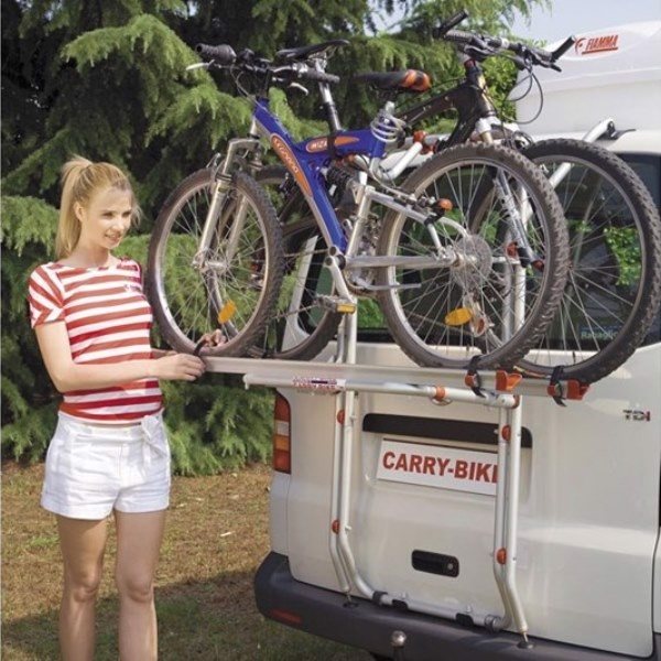 Image of   FIAMMA Carry Bike PRO VW T5 - 1 bagklap