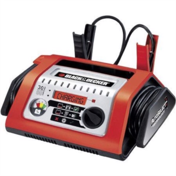 Image of   BLACK & DECKER Batteri lader 12 volt 30 amp.