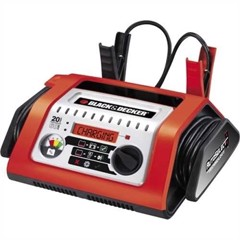 BLACK & DECKER Batteri lader 12 volt 20 amp.