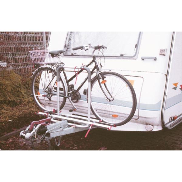 Image of   Marco Polo Cykelholder til campingvogn - 2 cykler