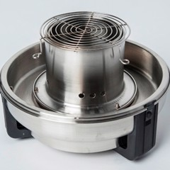 SAFIRE grill cooker